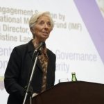 MADAM LAGARDE HIGHLIGHTS CONCOCTION FOR GOOD GOVERNANCE AND ECONOMIC PROSPERITY